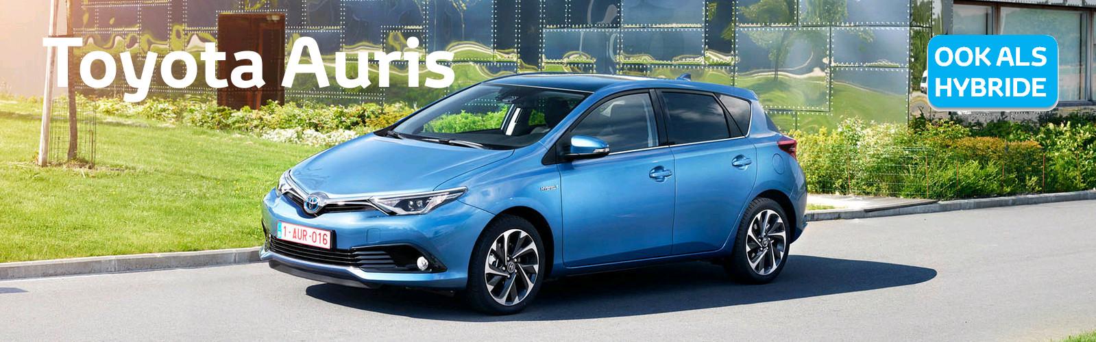 Toyota Auris De Betrouwbare En Zuinige Auto Voor Zowel Zakelijk