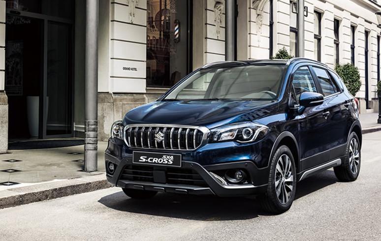 Mengelers Suzuki S-Cross € 1.500 inruilvoordeel
