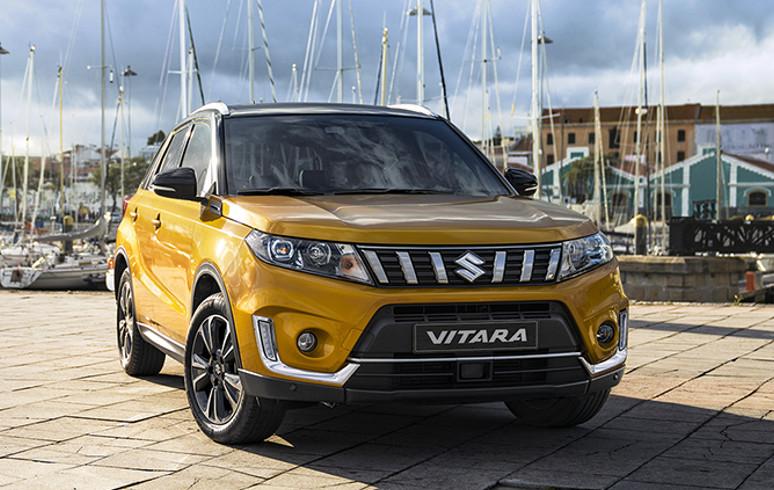 Mengelers Suzuki Vitara € 1.500 inruilvoordeel