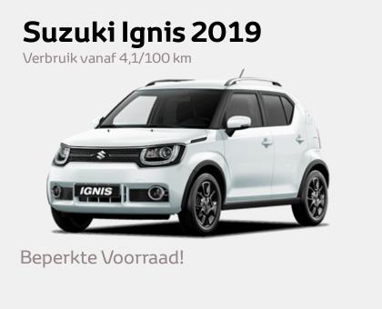 Mengelers Suzuki - Suzuki Ignis 2019