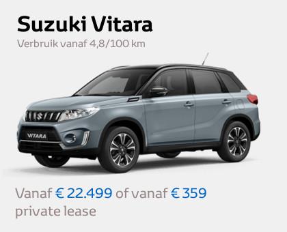 Mengelers Suzuki - Vitara