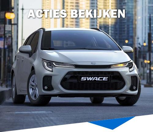 Acties bekijken Suzuki Swace