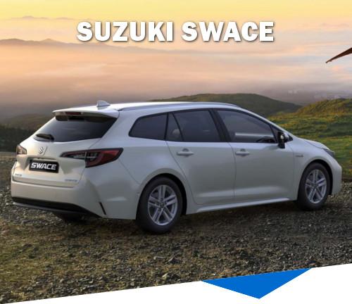 Brochure en prijslijst Suzuki Swace