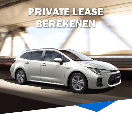 Private Lease Suzuki Swace