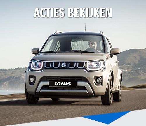 Suzuki Ignis - Acties