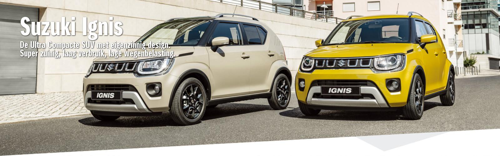 Mengelers Suzuki - Suzuki Ignis model 2020