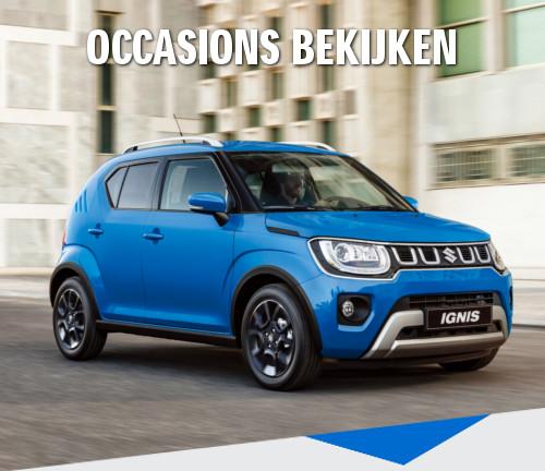 Suzuki Ignis - Occasions