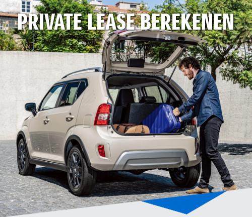 Suzuki Ignis - Private Lease