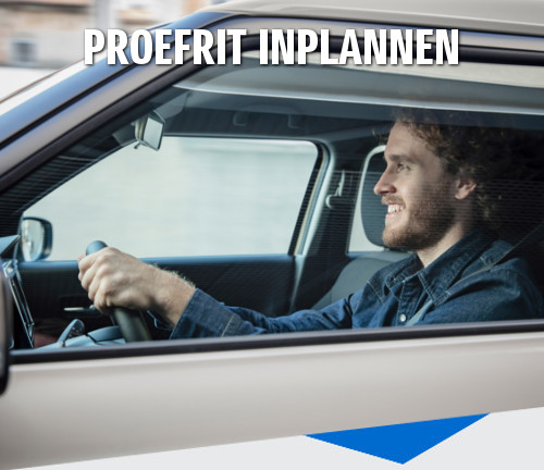Suzuki Ignis - Proefrit
