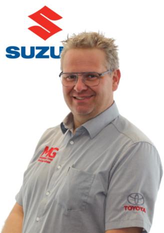 Maurice Gelissen - Service Advisor Mengelers Suzuki