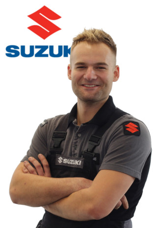 Viktor Gebas - Technisch Specialist Mengelers Suzuki