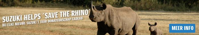 Save The Rhino Club