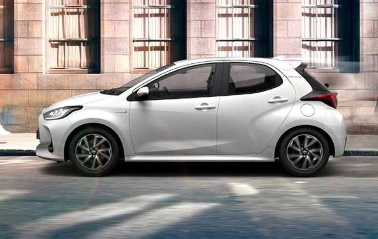 De nieuwe Toyota Yaris Dynamic