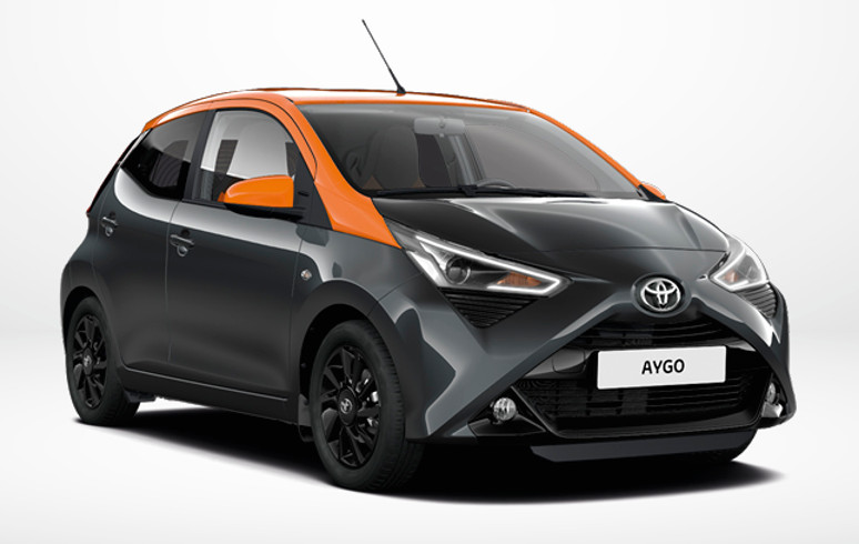 Toyota AYGO JBL