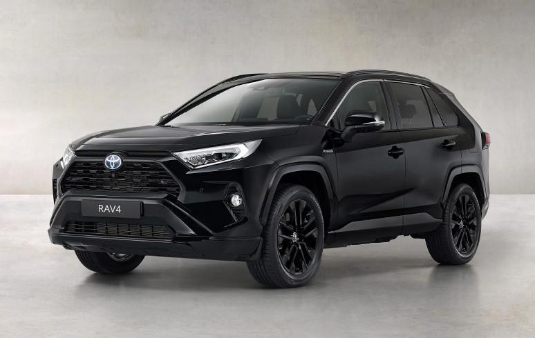 De nieuwe Toyota RAV4 Black Edition