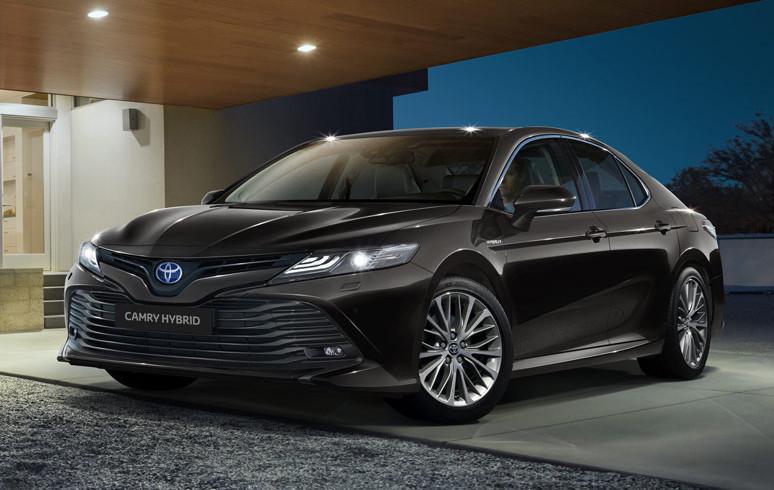Toyota Camry € 1500,- extra inruilwaarde