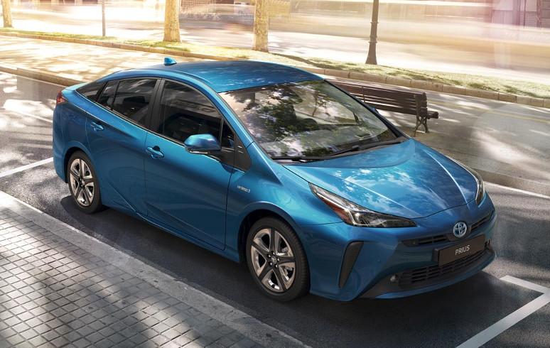 Toyota Prius € 1500 extra inruilwaarde
