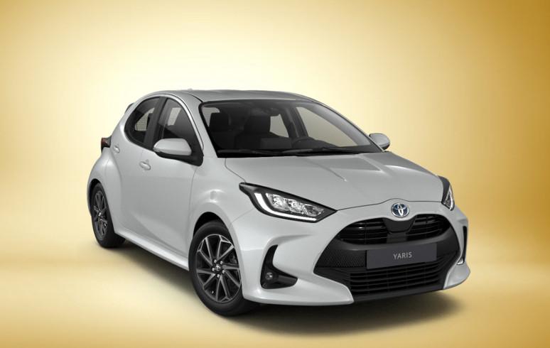 Toyota Yaris First Edition