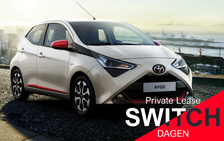 Toyota AYGO Private FlexLease Dagen