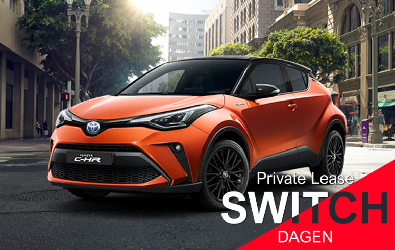 Toyota C-HR Private FlexLease Dagen