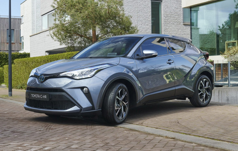 Mengelers Automotive Hybride Upgrade - Toyota CHR