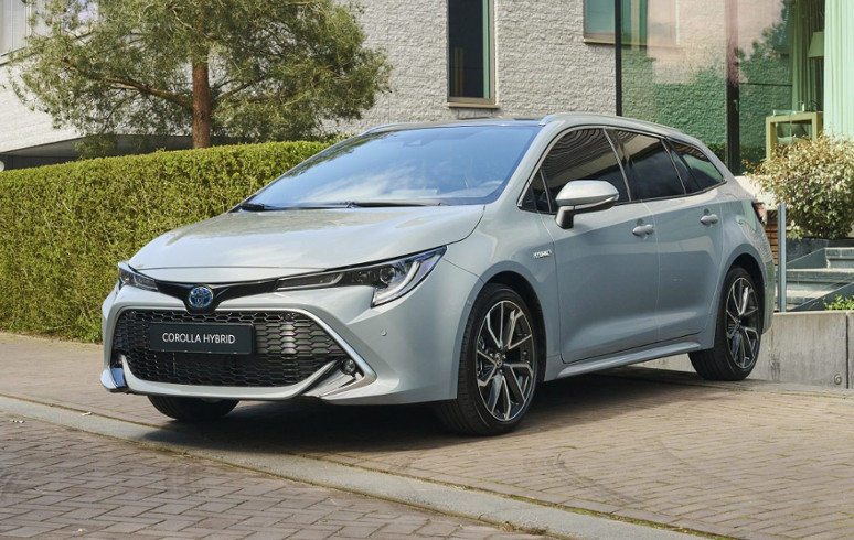 Mengelers Automotive Hybride Upgrade - Toyota Corolla