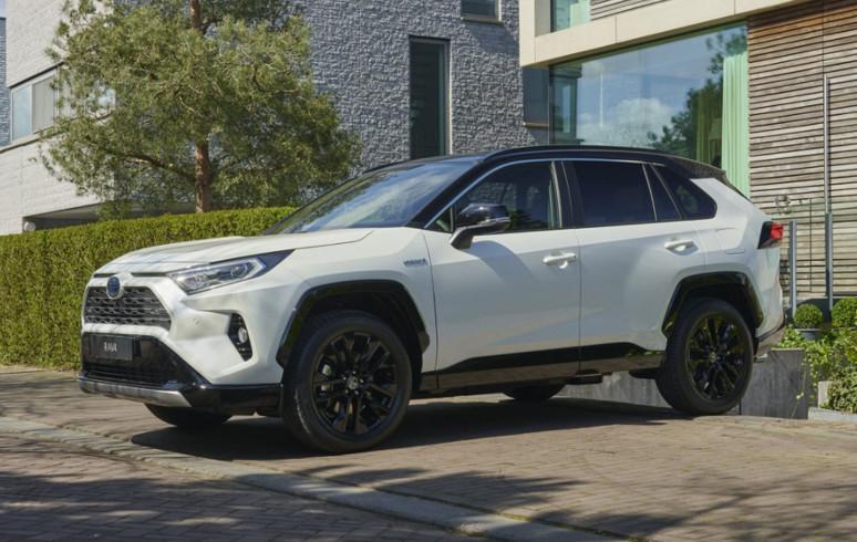 Mengelers Automotive Hybride Upgrade - Toyota RAV4