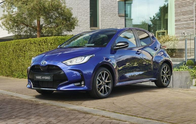 Mengelers Automotive Hybride Upgrade - Toyota Yaris