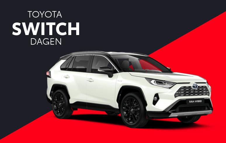 Mengelers Toyota Switch - Toyota RAV4 inruilvoordeel