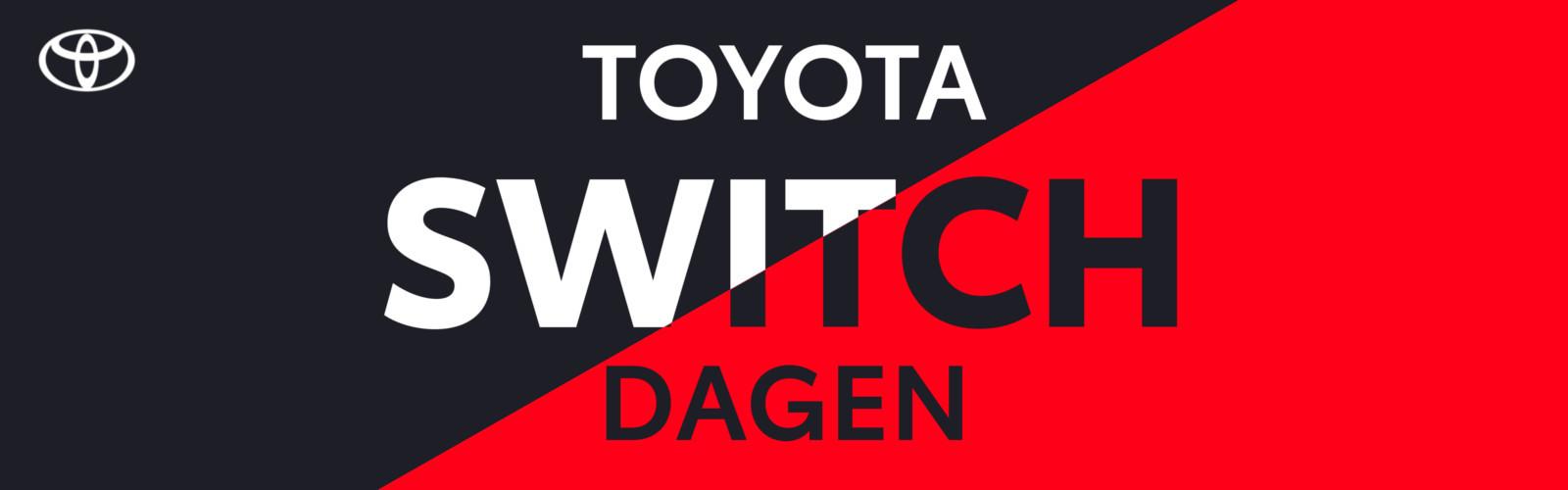 Actiepagina Banner Mengelers Toyota Switch Dagen