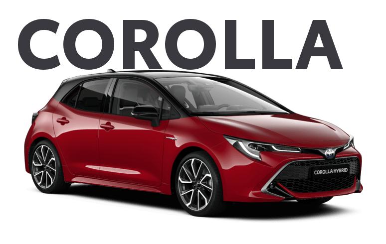 Mengelers Automotive Limburg extra inruilwaarde Q3 2021 - Toyota Corolla