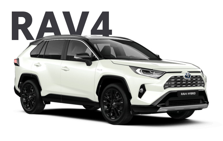 Mengelers Automotive Limburg extra inruilwaarde Q3 2021 - Toyota RAV4
