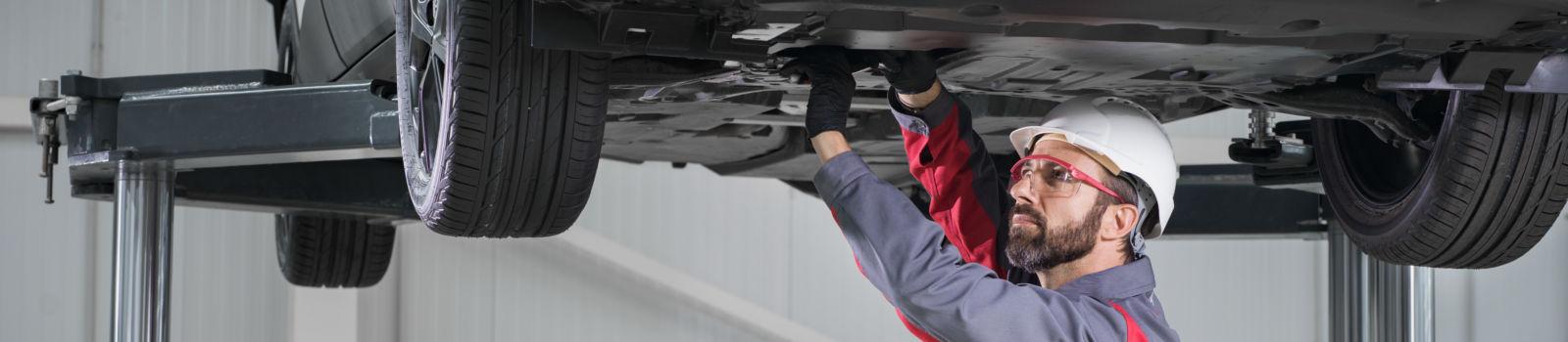 Automonteur Mengelers Toyota