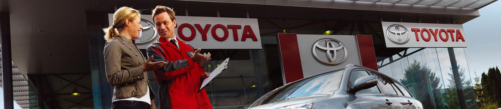 Vacature Service-Adviseur Toyota Roermond