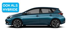 Toyota Hybride Rijden