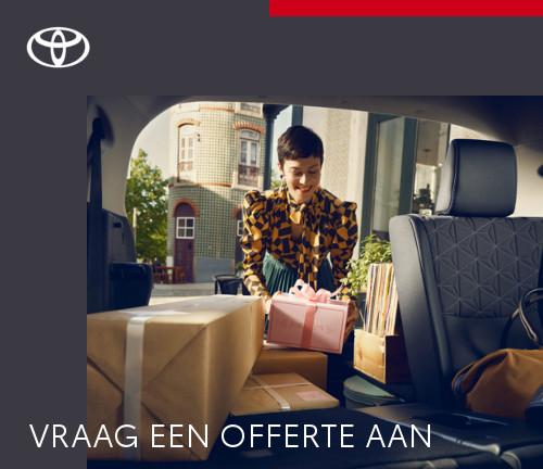 Mengelers Automotive Limburg - Toyota Yaris Cross Offerte