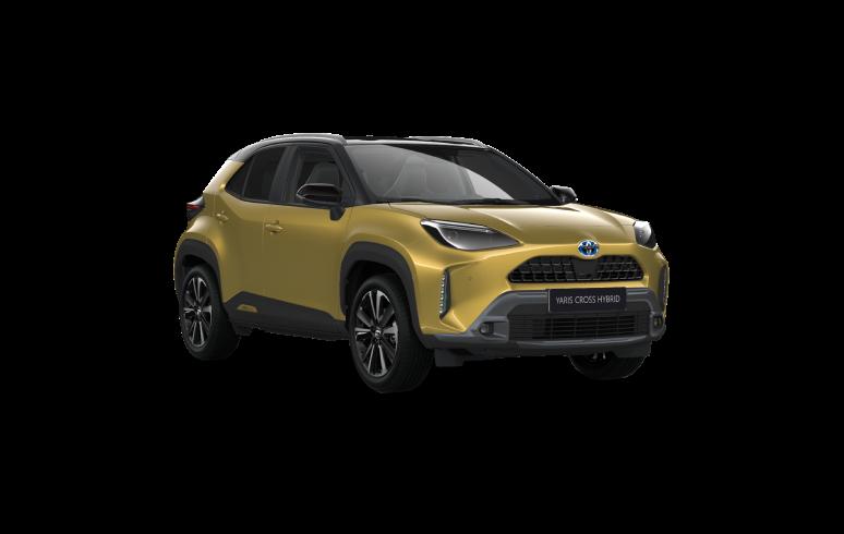 Mengelers Automotive Limburg - Toyota Yaris Cross Launch Edition