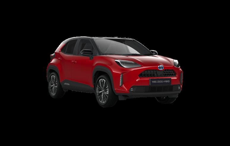 Mengelers Automotive Limburg - Toyota Yaris Cross Style
