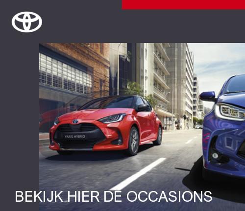 Occasions van de Toyota Yaris