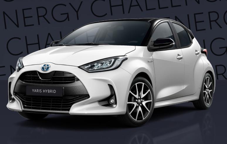 Toyota Yaris Energy Challenge