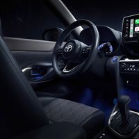 Mengelers Automotive modellen - Toyota Yaris Cross bestuurderskant