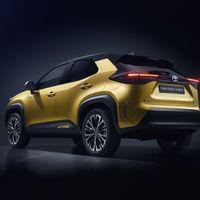 Mengelers Automotive modellen - Toyota Yaris Cross linksachter