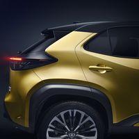 Mengelers Automotive modellen - Toyota Yaris Cross inzoom rechtsachter