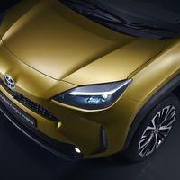 Mengelers Automotive modellen - Toyota Yaris Cross led koplamp