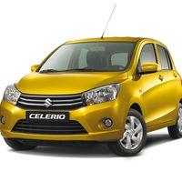 Suzuki Celerio Mengelers 7